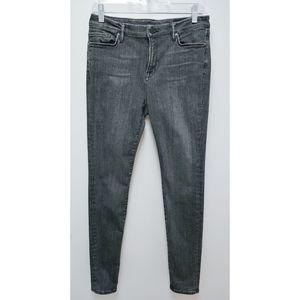 All Saints Grace High Rise Skinny Jeans Siz 30